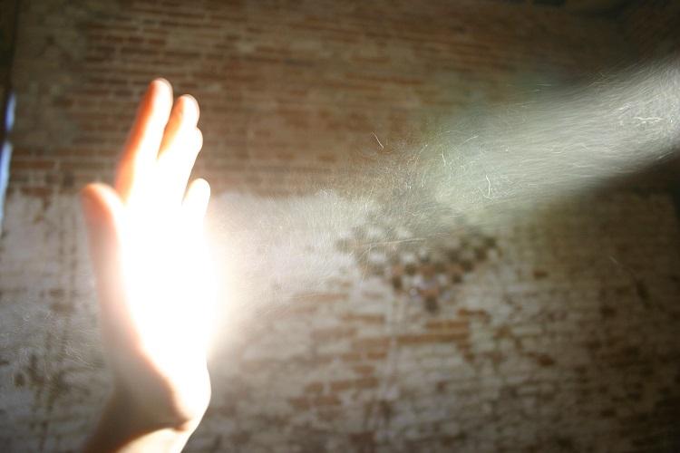 At God's Right Hand Image