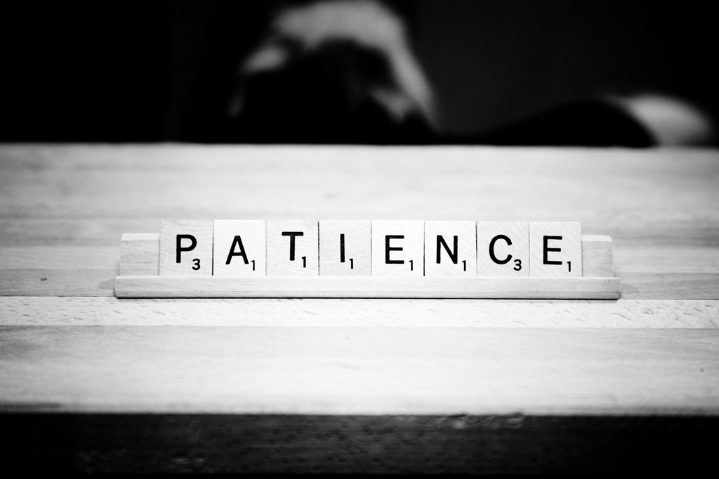 The Power of Patience Image