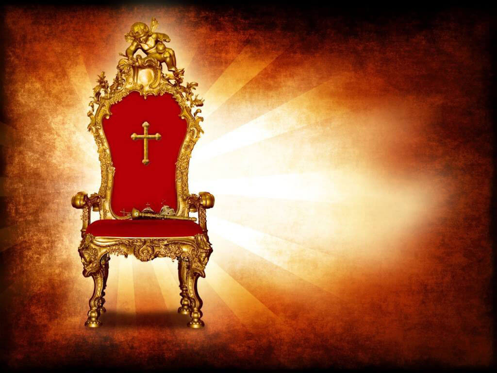 Sit with Me on My Throne