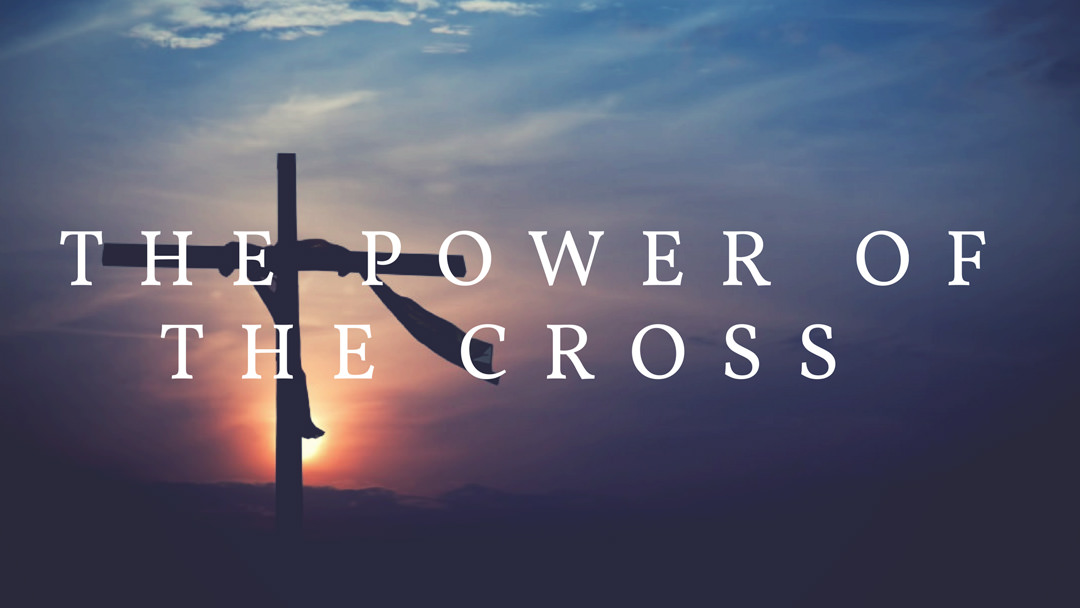 The Power of the Cross Image