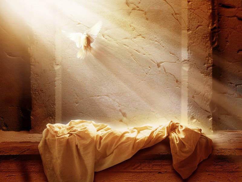 His Resurrection
