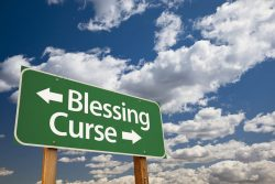 From Curse to Blessing