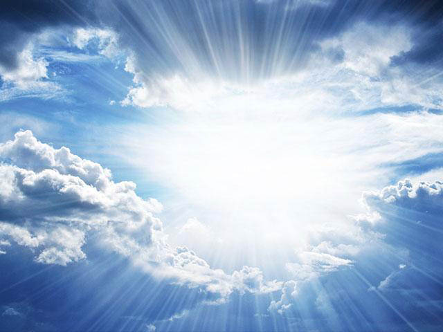 Glorious Eternal Life Image