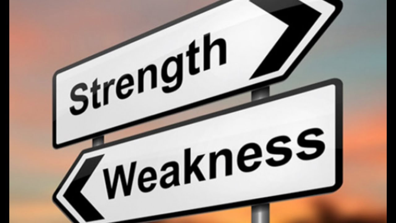 My Strength Made Perfect in Weakness Image