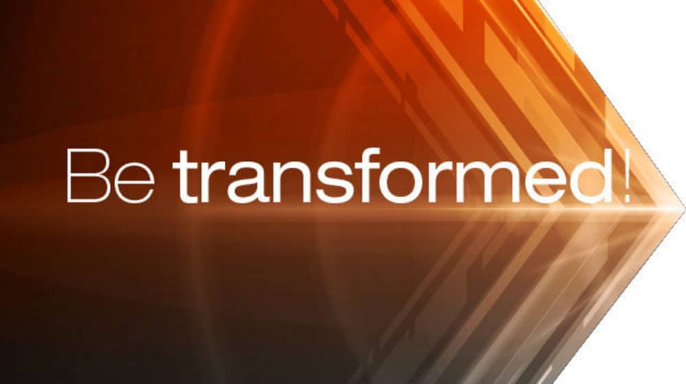 Be Transformed Image