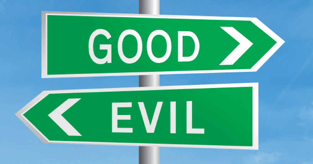 Good or Evil Image